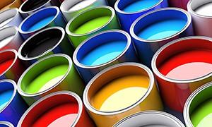 Branche mit Bergungsfass Bedarf: Lacke, Farbenindustrie, Lackiererei