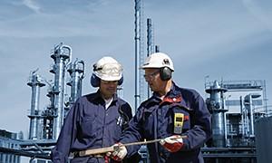 Branche mit Bergungsfass Bedarf: Bergungsfässer für Chemische Industrie, Mineralöl Industrie, Raffinerie