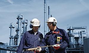 Branche mit Bergungsfass Bedarf: Chemische Industrie, Mineralöl Industrie, Raffinerie